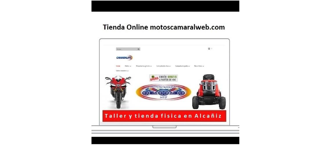 Ir a motoscamaralweb.com