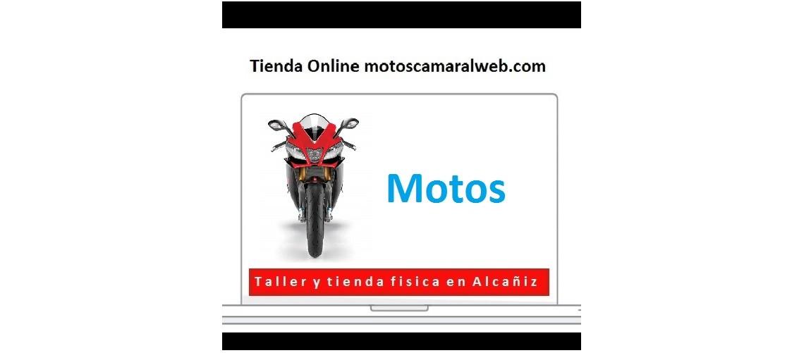 Ir a Motos Camaral